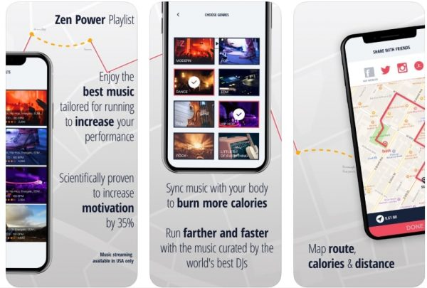 best fitness apps C25K