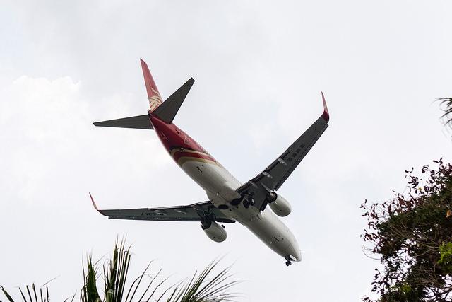 Hiking Trails Singapore Changi Beach Park Airplane Sighting