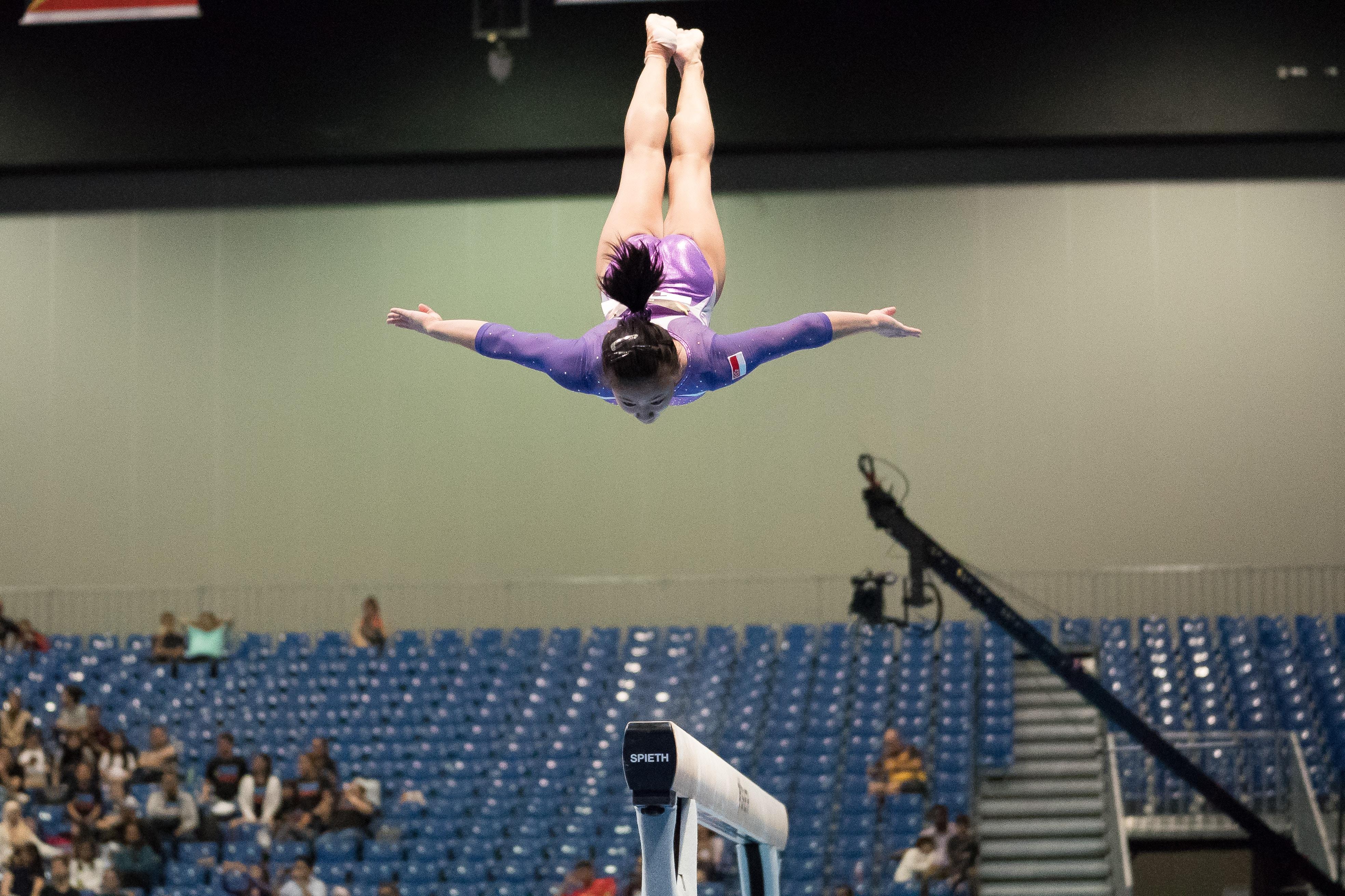 Life Skills Gymnastics Singapore