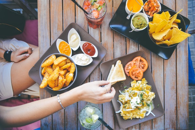 Mexican Food Restaurant Dishes Singapore