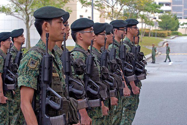 National Service Singapore