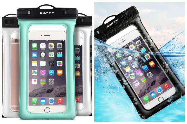 National Service Singapore Waterproof phone pouch bag