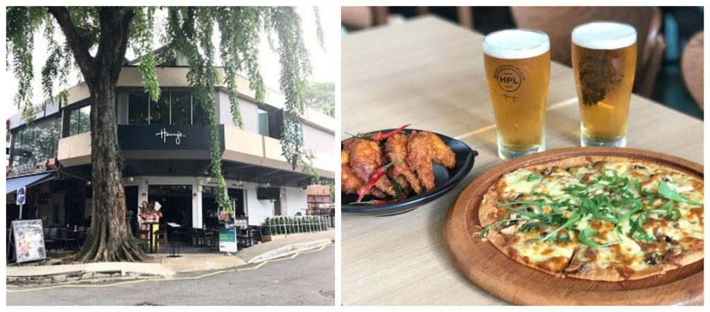 Harry's Bar holland village bars Singapore nightlife