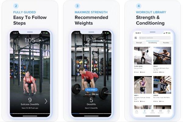 best fitness app keelo