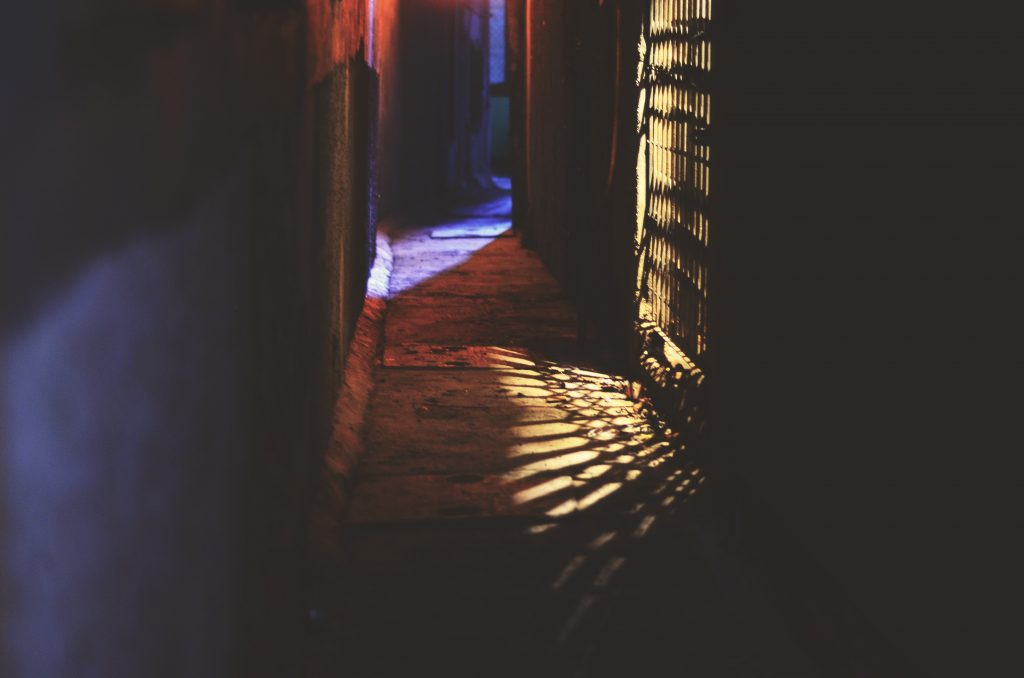 Dark Alley Exchange Students