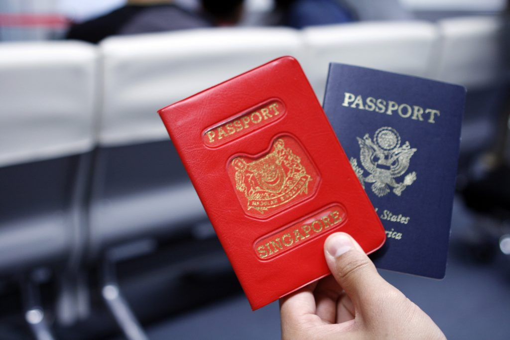 Travel Documents For Exchange Student