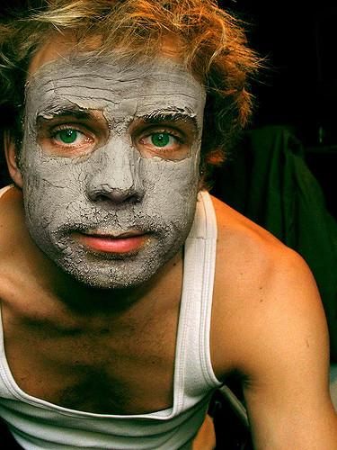 Aztec clay mask