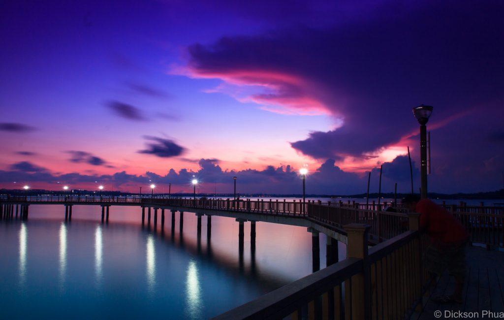 Changi Boardwalk Stargazing in Singapore
