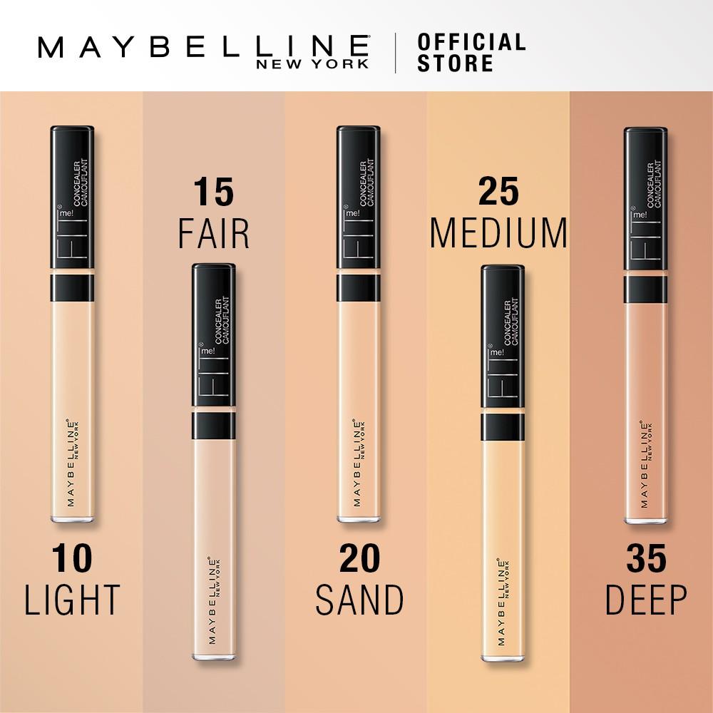 Maybelline Fit Me! Concealer