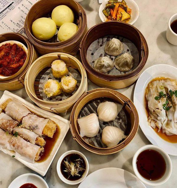 yum cha restaurant best dim sum buffets singapore