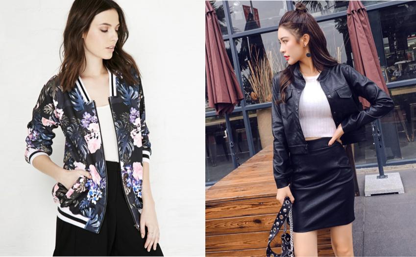 women in jackets