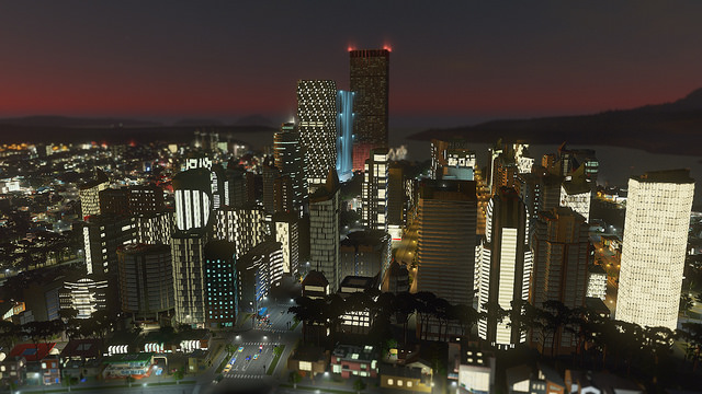 cities skylines educational game