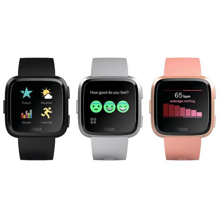 Fitbit Versa Watch Heart Rate