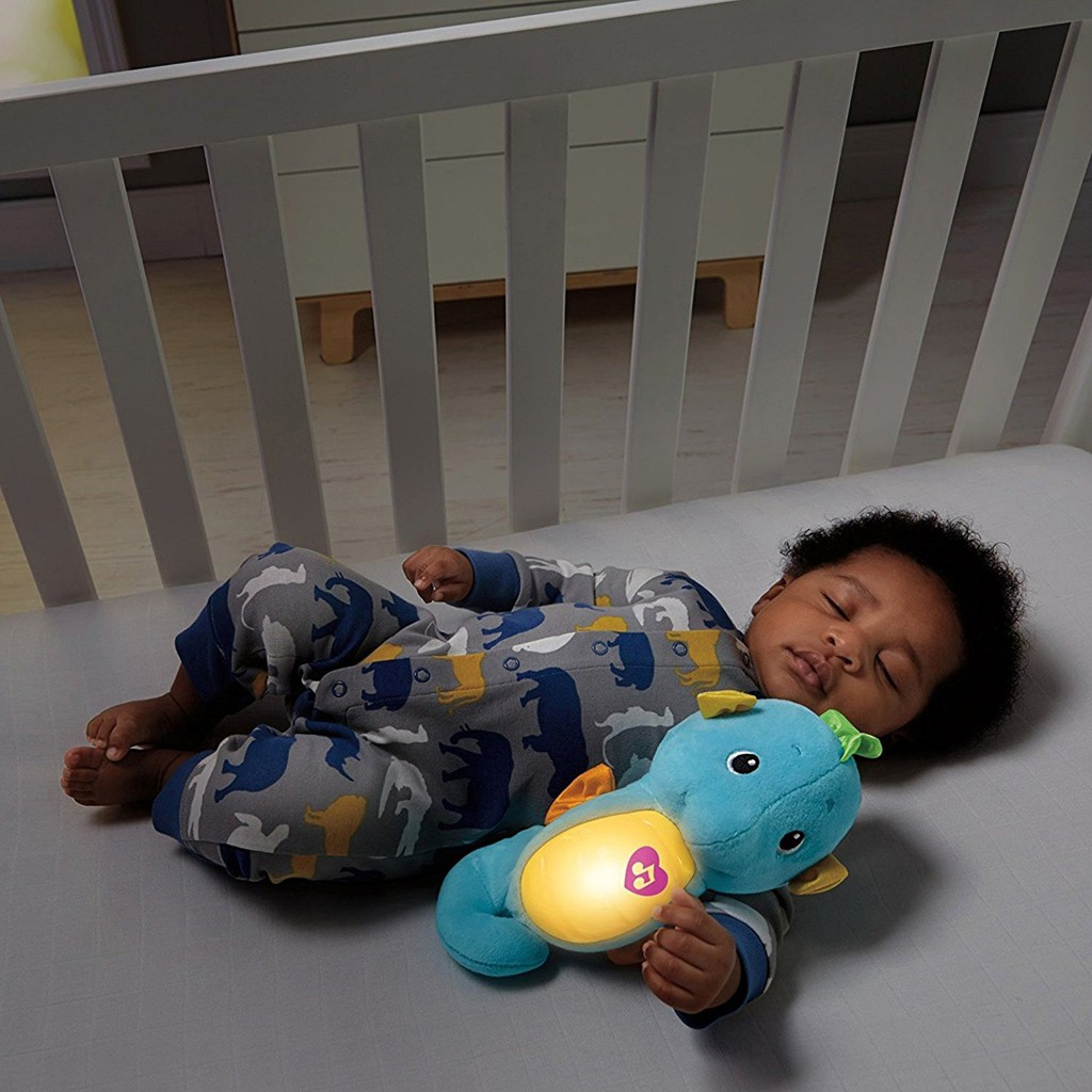 Fisher-Price Soothe & Glow Seahorse