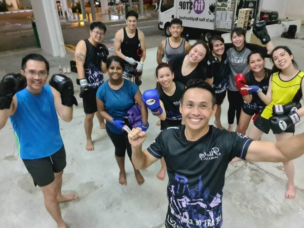 fitstop muay thai gyms singapore