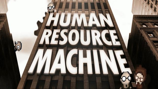 human resource machine educational game