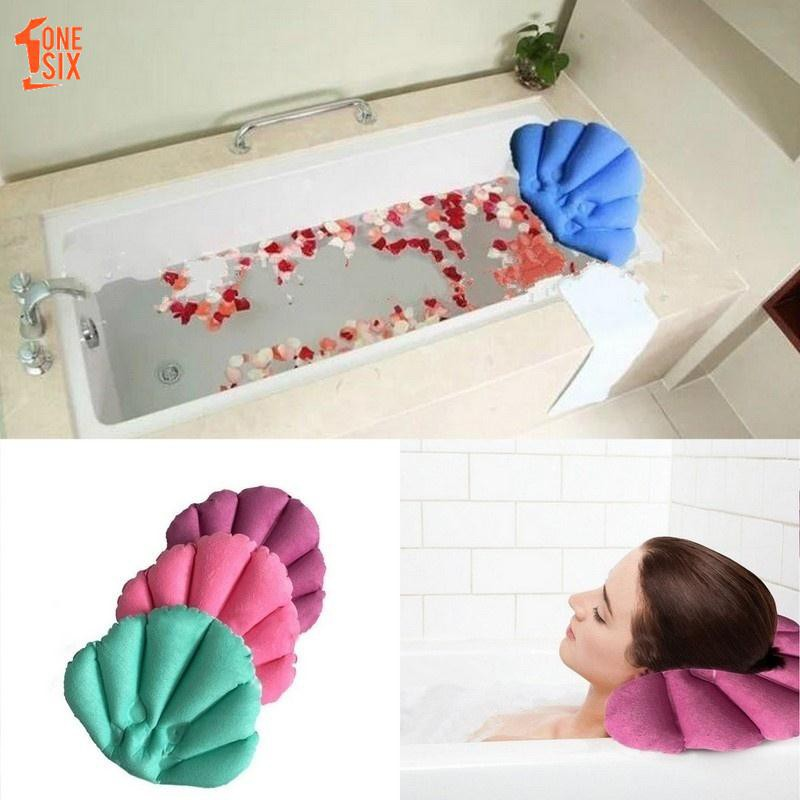 Seashell pillow