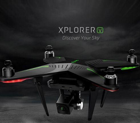 xiro xplorer v drones in singapore