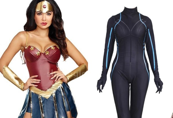 halloween costume ideas singapore women marvel superhero wonder woman black widow