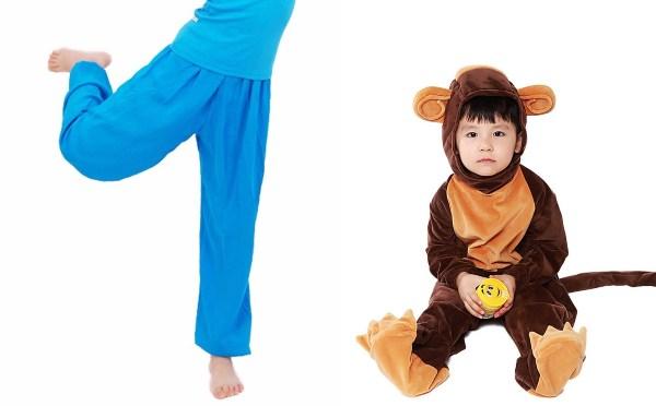 halloween costume ideas singapore kids children aladdin abu genie