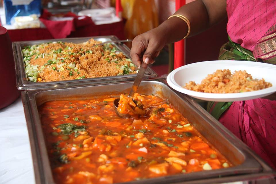 annalakshimi buffet indian restaurant in singapore