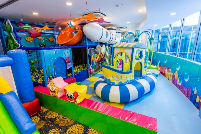 aquarius cove indoor playground singapore