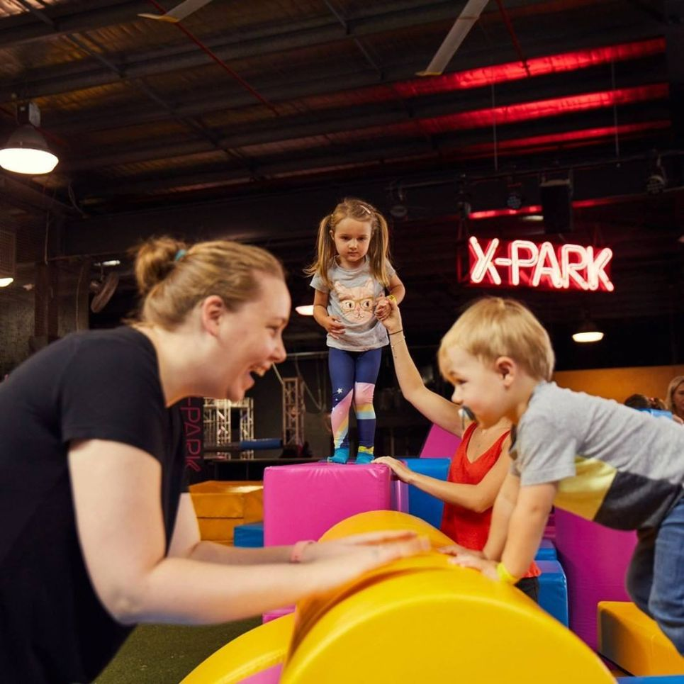 bounce indoor playground in singapore