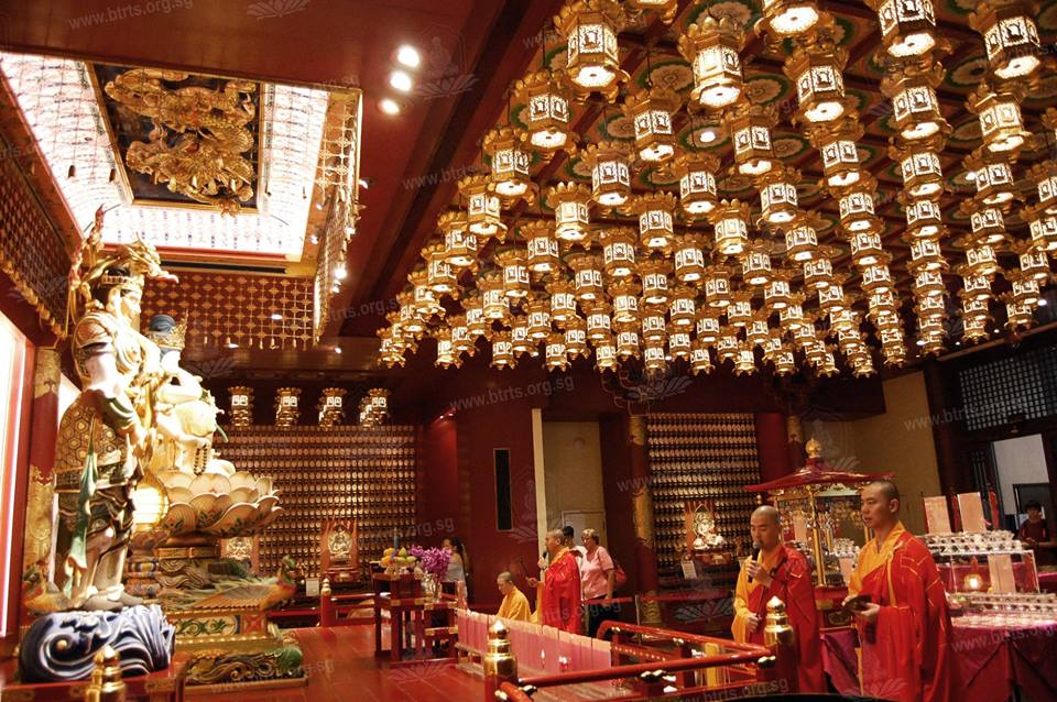 buddha tooth relic temple best museums in singapore