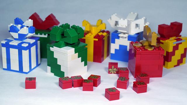 mini lego gift box lego ideas