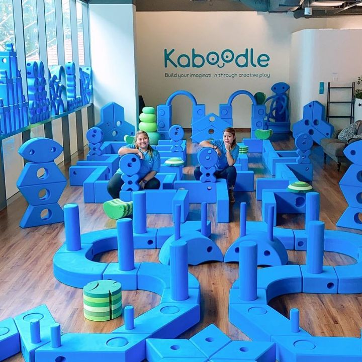 kaboodle indoor playground in singapore
