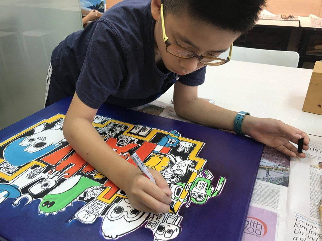 little artists art studio multicultural teachers cosmopolitan art classes for kids