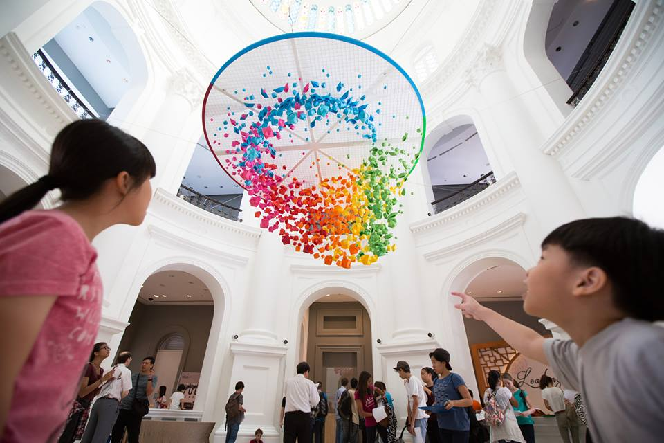 national museum best museums in singapore