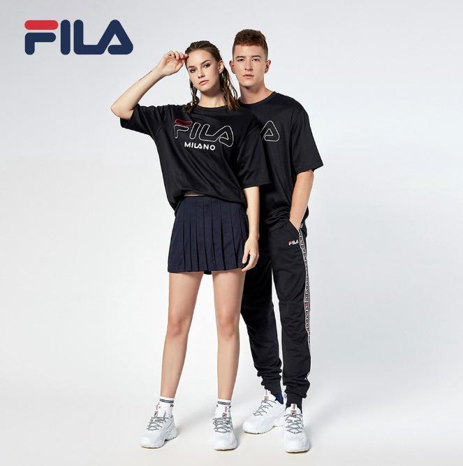fila couple shirt men fashion in singapore
