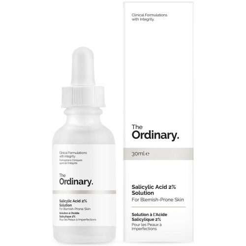 best the ordinary products salicylic acid