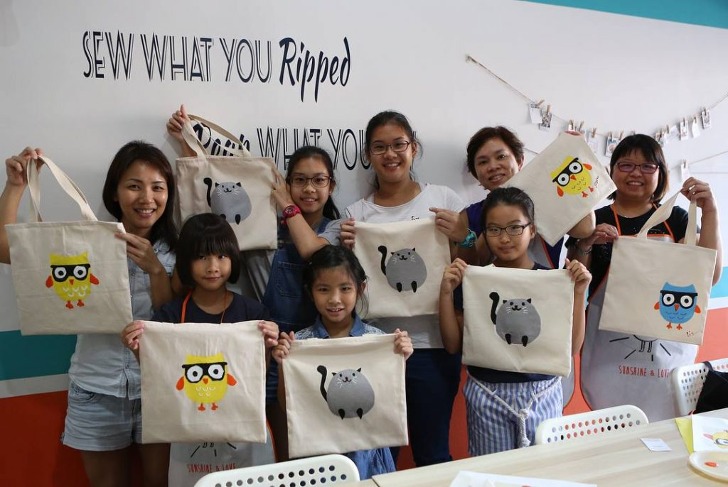 sew into it sewing classes for kids