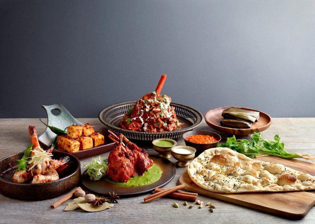 tandoor indian restaurant in singapore