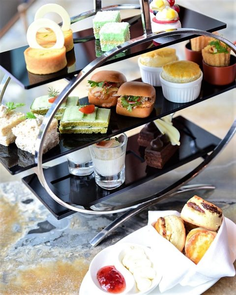 best high tea singapore the landing point fullerton bay hotel indoor seating restaurant