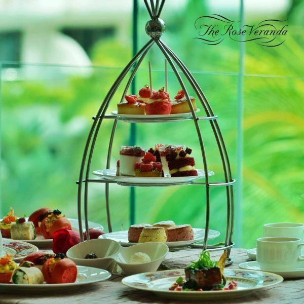 rose veranda shangri-la hotel best high tea singapore