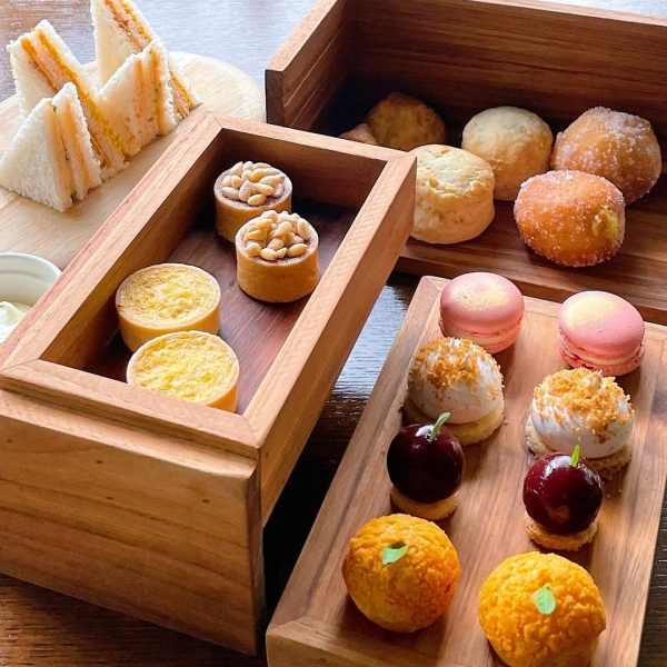 best high tea singapore fennel cafe gardens by the bay