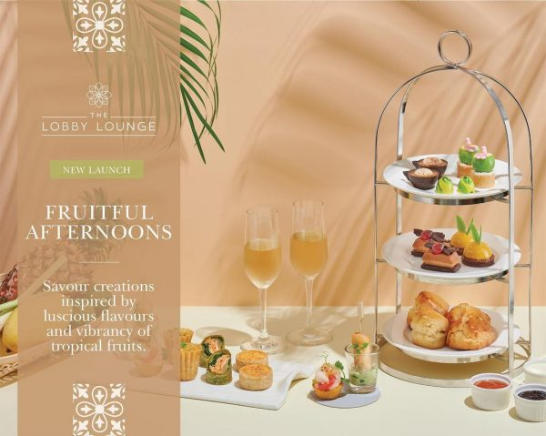 bugis intercontinental class afternoon tea tropical paradise heritage royale afternoon tea set