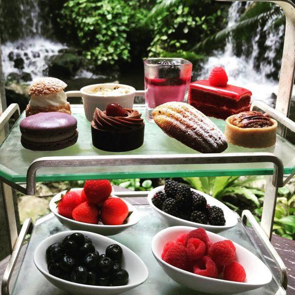 10 scotts grand hyatt singapore afternoon tea