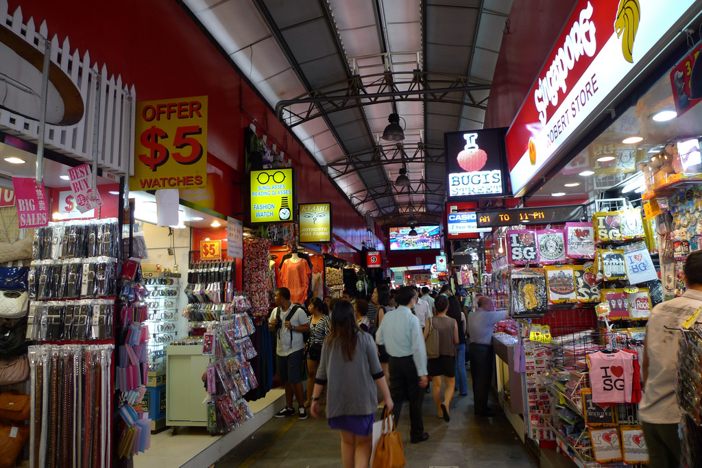 bugis night market