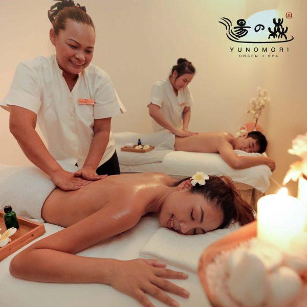 christmas gift experience singapore activity yunomori onsen spa massage couple
