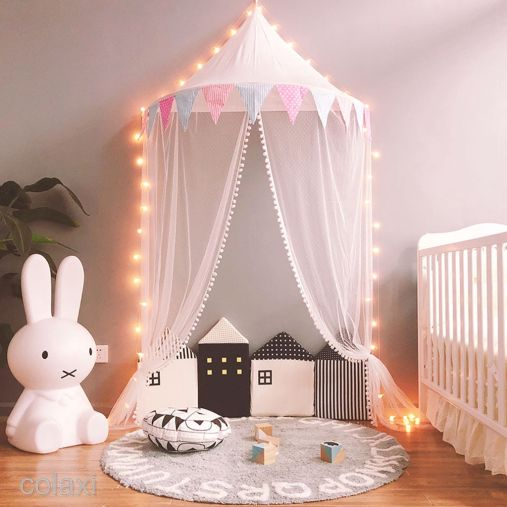 baby princess room decor