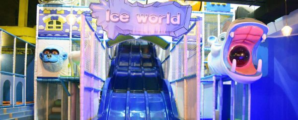 amazonia christmas gift experience singapore family activity for kids indoor playground