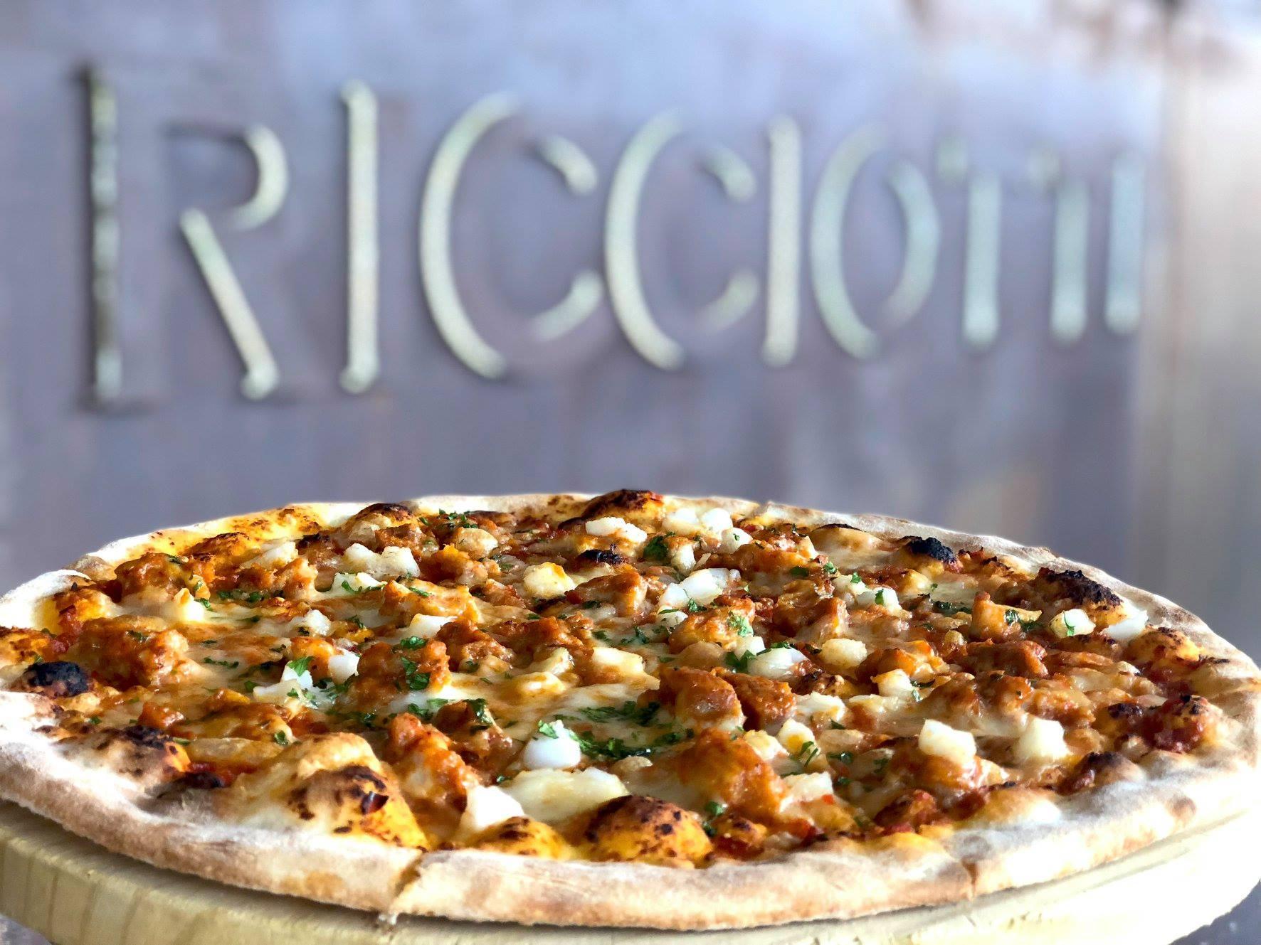 ricciotti pizza places in singapore