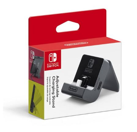 switch adjustable charging stand