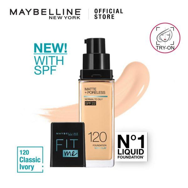 maybelline fit me matt poreless foundation best foundation for asian skin