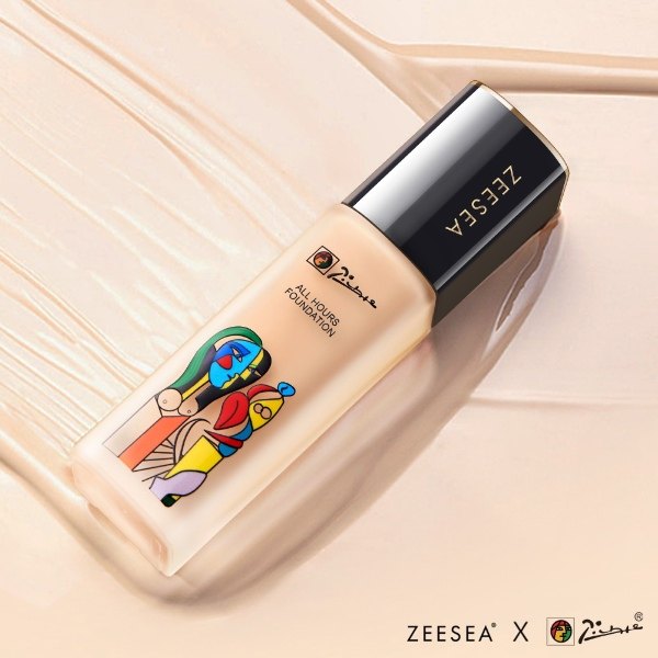 zeesea picasso foundation best foundation for asian skin