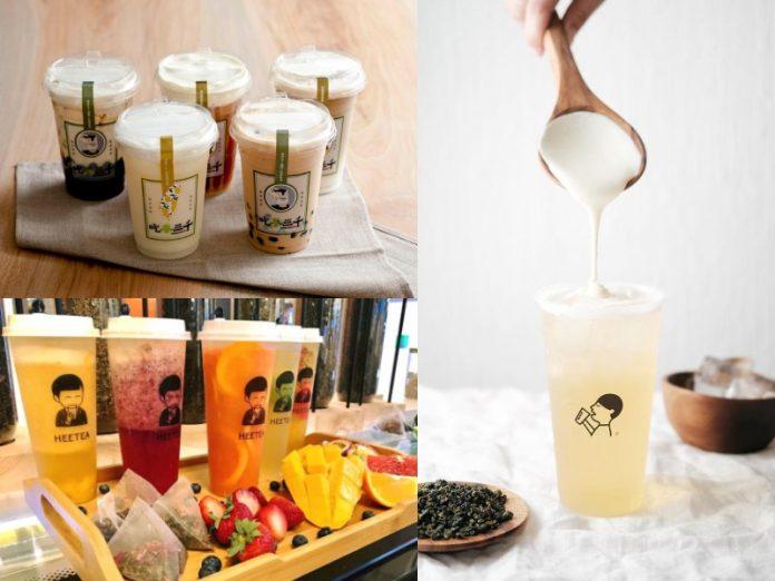 bubble tea brands singapore